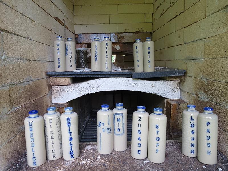 Gasofen II Flaschen